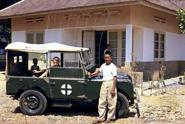 Ambulanz für Feldeinsätze: Menne-Indonesia